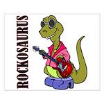 Rockosaurus Small Poster