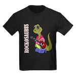 Rockosaurus Kids Dark T-Shirt