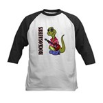 Rockosaurus Kids Baseball Jersey