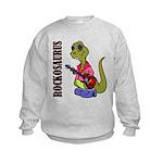 Rockosaurus Kids Sweatshirt