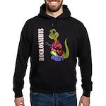 Rockosaurus Hoodie (dark)