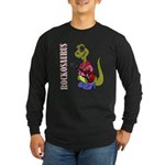 Rockosaurus Long Sleeve Dark T-Shirt