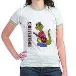 Rockosaurus Jr. Ringer T-Shirt