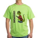 Rockosaurus Green T-Shirt