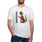 Rockosaurus Fitted T-Shirt