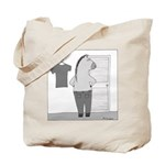 Reverse Centaur (no text) Tote Bag