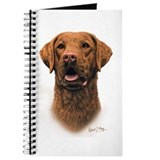 Chesapeake bay retriever Journals & Spiral Notebooks
