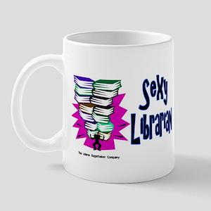 Sexy Librarian Mug