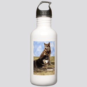 Malamute Sweetness Stainless Water Bottle 1.0L