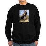 Malamute Sweetness Sweatshirt (dark)