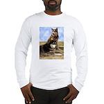 Malamute Sweetness Long Sleeve T-Shirt