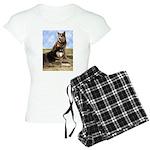 Malamute Sweetness Women's Light Pajamas