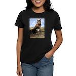 Malamute Sweetness Women's Dark T-Shirt