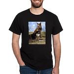 Malamute Sweetness Dark T-Shirt
