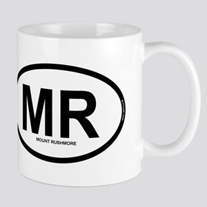 MR - Mount Rushmore Mug