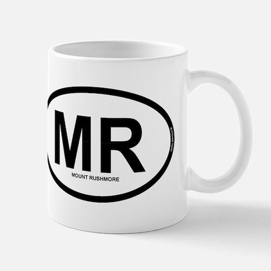MR - Mount Rushmore Mug