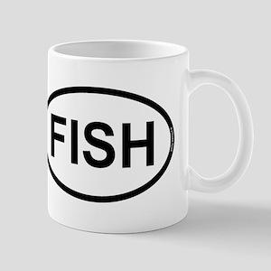 FISH - Fisherman Angler Mug