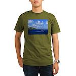 Money Organic Men's T-Shirt (dark)