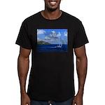 Money Men's Fitted T-Shirt (dark)