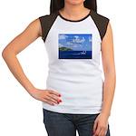 Money Women's Cap Sleeve T-Shirt