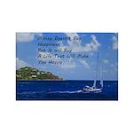 Money Rectangle Magnet (100 pack)