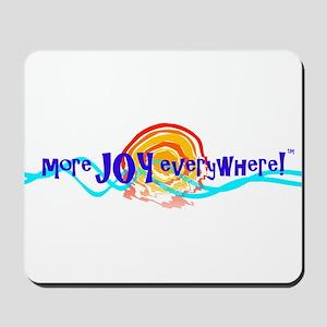 mJe! logo Mousepad