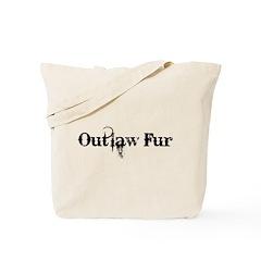 Outlaw Fur Tote Bag