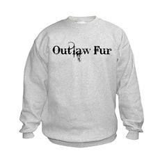 Outlaw Fur Sweatshirt