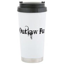 Outlaw Fur Stainless Steel Travel Mug