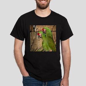 Military Macaw series 3 Black T-Shirt