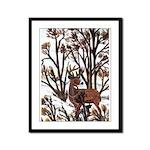 Pabear48 Artwork Framed Panel Print