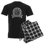 Liberty Men's Dark Pajamas