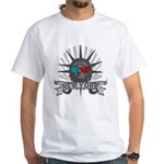 Liberty White T-Shirt