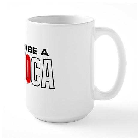 How to be a Carioca Large Mug