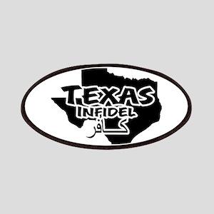 Texas Infidel Patches