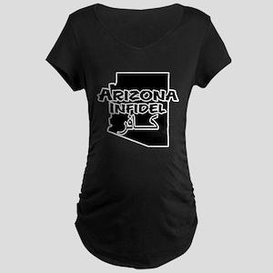 Arizona Infidel Maternity Dark T-Shirt