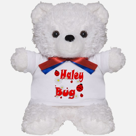 Haley Bug Teddy Bear