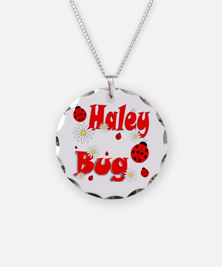 Haley Bug Necklace
