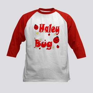 Haley Bug Kids Baseball Jersey