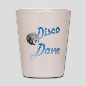 Disco Dave Shot Glass