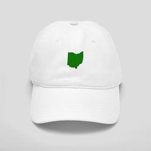 Green Ohio Cap