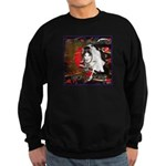 Cat Sagittarius Sweatshirt (dark)