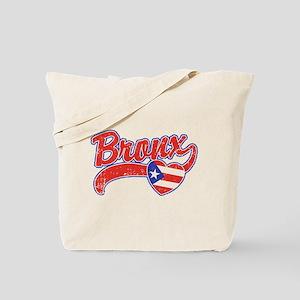 Bronx Puerto Rican Tote Bag