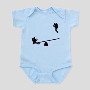 JETPACK-SEESAW Infant Bodysuit