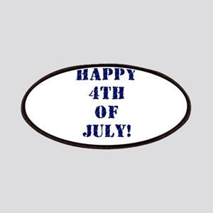 Happy 4th! Patches
