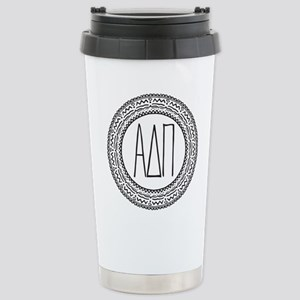 Alpha Delta Pi Me 16 oz Stainless Steel Travel Mug