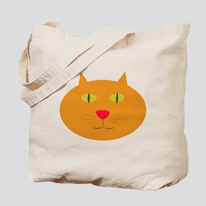 Silly Kitty Tote Bag