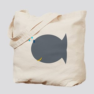 Silly Fish Tote Bag