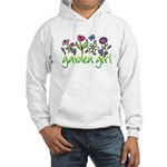 Garden Girl 2 Hooded Sweatshirt