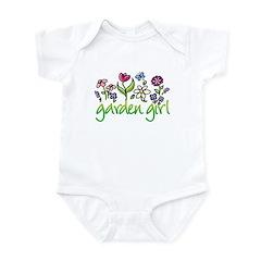 Garden Girl 2 Infant Creeper